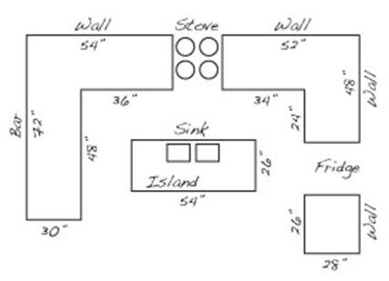 template for granite countertops - the stone company provider of granite quartz solid